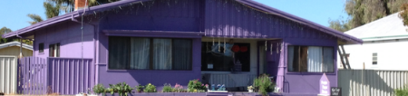 PurplePaper House