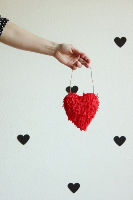 Fringed Heart