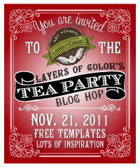 Tea Party Blog Hop