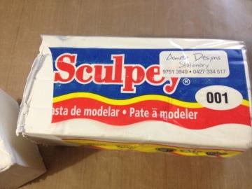 Sculpey bock