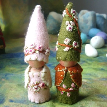 Blossom Gnomes Too cute !