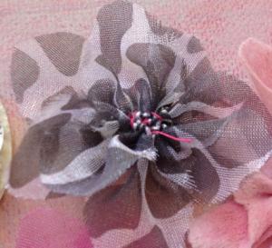 Spotty ribbon
