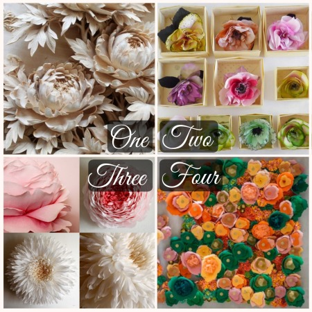 Pinterest Picks - Paper Flowers